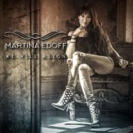 EDOFF MARTINA - WE WILL ALIGN CD