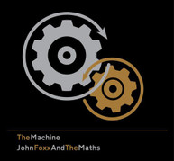 JOHN FOXX & MATHS - MACHINE CD