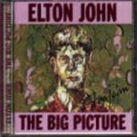 ELTON JOHN - BIG PICTURE VINYL