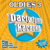 PARTY TYME KARAOKE: CLASSIC ROCK 3 / VARIOUS CD