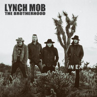 LYNCH MOB - THE BROTHERHOOD CD