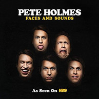 PETE HOLMES - FACES & SOUNDS VINYL