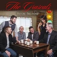 GRASCALS - BEFORE BREAKFAST CD
