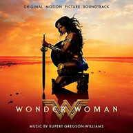 GREGSON -WILLIAMS,HARRY - WONDER WOMAN (SCORE) / SOUNDTRACK VINYL