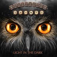 REVOLUTION SAINTS - LIGHT IN THE DARK VINYL