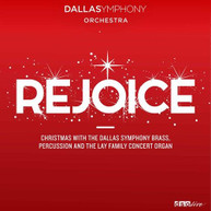 MARY PRESTON / LOH / DALLAS SYMPHONY LAWRENCE - BURKHARDT:REJOICE CD
