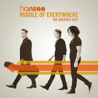HANSON - MIDDLE OF EVERYWHERE - THE GREATEST HITS CD