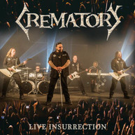 CREMATORY - LIVE INSURRECTION CD