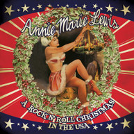 ANNIE MARIE LEWIS - A ROCK N' ROLL CHRISTMAS IN THE USA CD