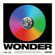 HILLSONG UNITED - WONDER VINYL