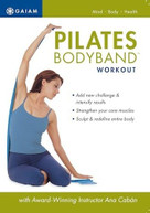PILATES BODY BAND WORKOUT DVD