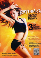 RHYTHMICA: DANCE CARDIO PARTY DVD