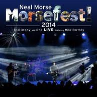 NEAL MORSE - MORSEFEST 2014 BLURAY