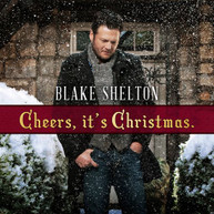 BLAKE SHELTON - CHEERS IT'S CHRISTMAS (2017) CD