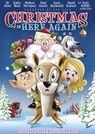 CHRISTMAS IS HERE AGAIN DVD