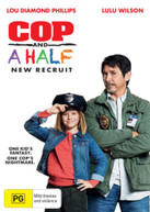 COP AND A HALF: NEW RECRUIT (2017)  [DVD]