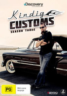 KINDIG CUSTOMS: SEASON 3 (2016)  [DVD]