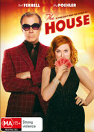 THE HOUSE (2017)  [DVD]