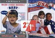TEAM BABY: MLB BABY &  USA -Z (2PC) DVD