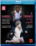 HANDELL /  DEVIEIHE / MINGARDO / FAGIOLI / HAIM - IL TRIONFO DEL BLURAY