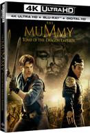 MUMMY: TOMB OF THE DRAGON EMPEROR 4K BLURAY