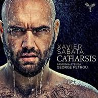 XAVIER SABATA - CATHARSIS CD