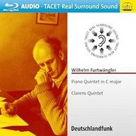 FURTWANGLER /  CLARENS QUINTET - WILHELM FURTWANGLER: PIANO QUINTET BLURAY