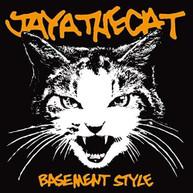 JAYA THE CAT - BASEMENT STYLE (WHITE) (VINYL) VINYL