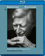 BEETHOVEN /  GEWANDHAUSORCHESTER / BLOMSTEDT - BEETHOVEN: SYMPHONIES BLURAY