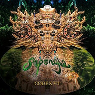 SHPONGLE - CODEX VI CD