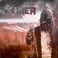 CIPHER - DEVIANCE CD