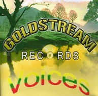 GOLDSTREAM RECORDS VOICES / VARIOUS CD