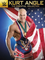 WWE: KURT ANGLE - THE ESSENTIAL COLLECTION DVD