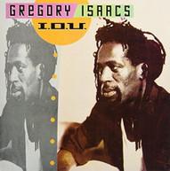 GREGORY ISAACS - I.O.U. VINYL