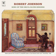 ROBERT JOHNSON - KING OF THE DELTA BLUES SINGERS 2 VINYL