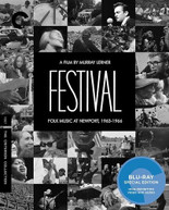 CRITERION COLLECTION: FESTIVAL BLURAY