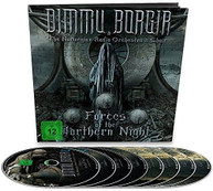 DIMMU BORGIR - FORCES OF THE NORTHERN NIGHT BLURAY