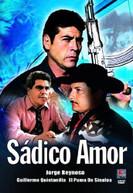 SADICO AMOR DVD