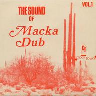 MACKA DUB - SOUND OF MACKA DUB 1 CD