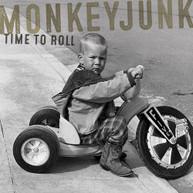 MONKEYJUNK - TIME TO ROLL VINYL