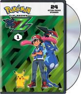 POKEMON THE SERIES: XYZ SET 1 DVD