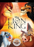 LION KING: WALT DISNEY SIGNATURE COLLECTION DVD
