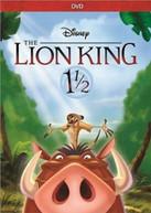 LION KING 1 1/2 DVD