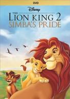 LION KING II: SIMBA'S PRIDE DVD