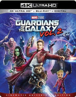 GUARDIANS OF THE GALAXY 2 4K BLURAY
