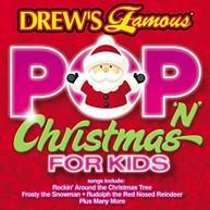 HIT CREW - DREW'S FAMOUS POP N CHRISTMAS SONGS FOR KIDS CD