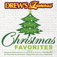 HIT CREW - DREW'S FAMOUS CHRISTMAS FAVORITES CD
