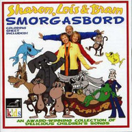 LOIS SHARON &  BRAM - SMORGASBORD CD