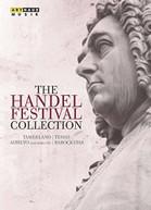 HANDEL /  MILLER / BAROCKSTAR / MEYSZIES - HANDEL FESTIVAL COLLECTION DVD