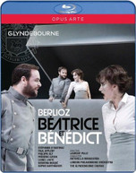 BERLIOZ /  LONDON PHILHARMONIC ORCH / MANACORDA - BEATRICE ET BLURAY